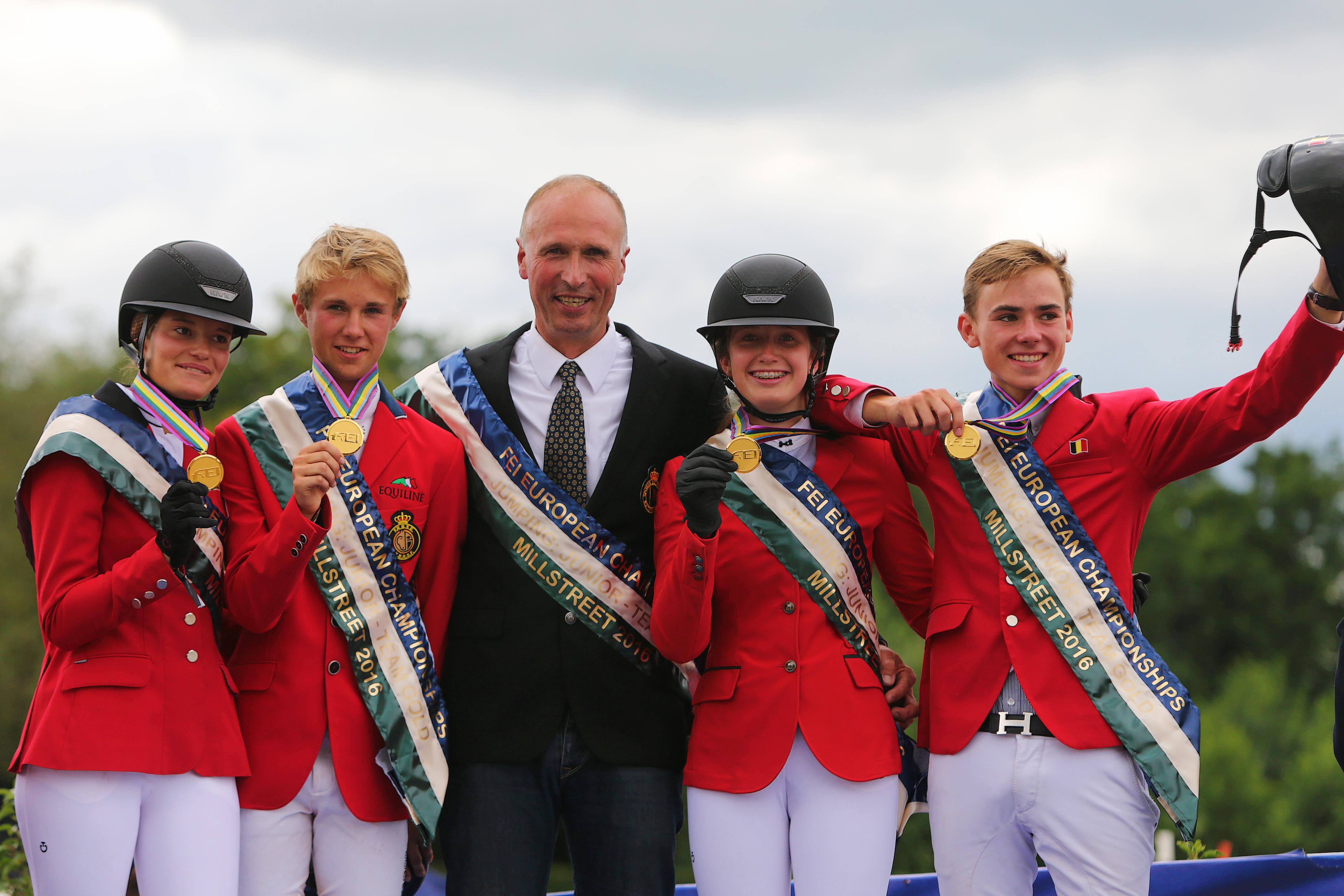 Junior Team Belgium